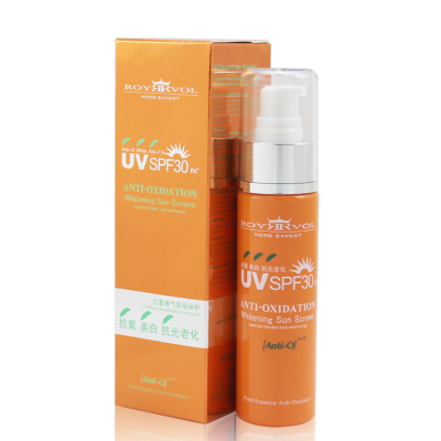 Australia Rhine refreshing whitening sunscreen SPF30 sunscreen UV sunscreen outdoors men and ladies