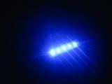 Aislan Aquarium lighting lamp lighting led 5050 3 SMD module aquarium waterproof moonlight light engineering luminous characters