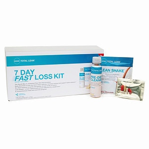 GNC 健安喜 Total Lean 7 Day Fast Loss Kit 7 日瘦身饮食套餐