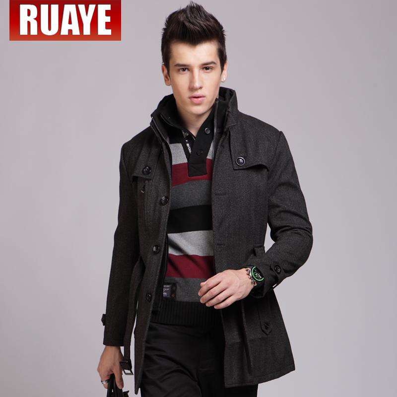 Ветровка мужская Ruaye r23f08 Зимняя Молния