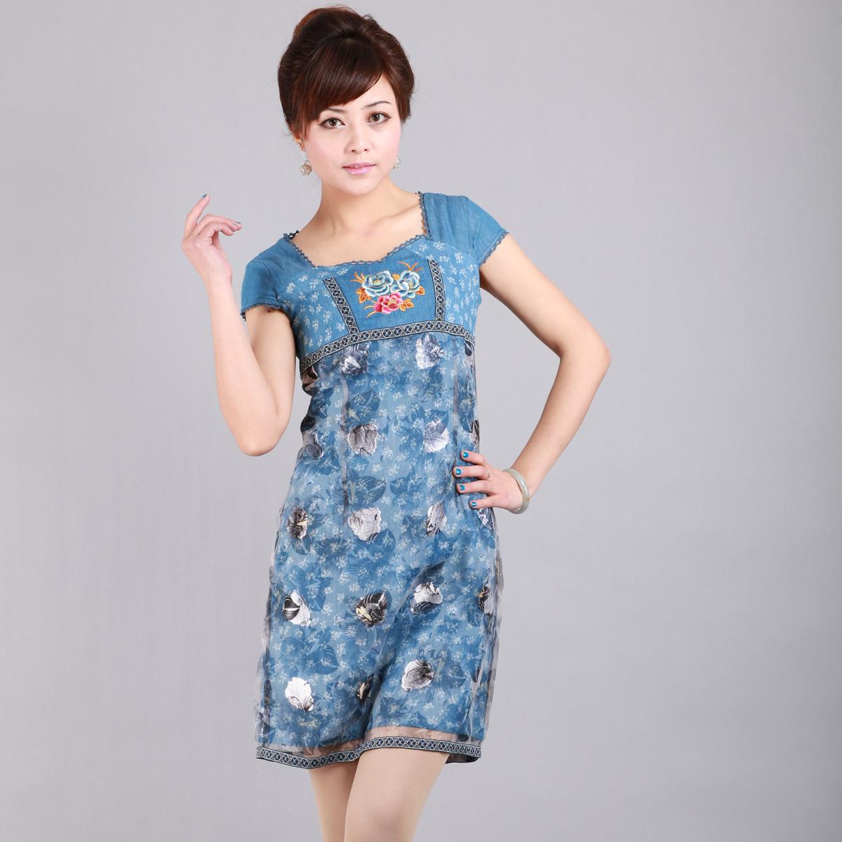 Платье Ципао  3200 YR113200