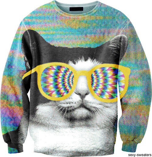 Толстовка DSquared2 Sexy Sweater Свитер