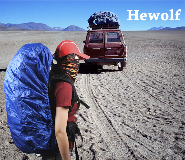 Аксессуар для рюкзаков Hewolf 1327 50L Hewolf / male wolf