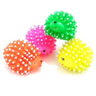Pet toys, dog talking large Hedgehog pets called bite dog toy ball toy