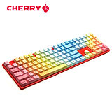 Cherry Cherry mechanical keyboard G80-3800 3850 3000 Original Rainbow keycaps PBT KC104B