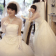 New luxury style wedding dresses perfect models super-bright fashion belly band, skirt wedding dress!