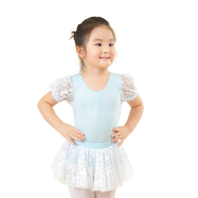 Falling redrain flagship sports clothing for children to practice ballet skirt skirt piece new discount