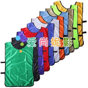 New ultra-multi-color cut 11 colors, grouping Mercerized Vests elastic group of football sport vest combat clothing
