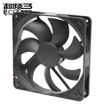 Overclocking three cyclone F142 18 ?? 14cm case fan ultra-quiet fan 14 cm washable