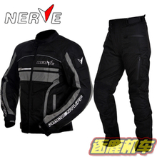 Both Germany NERVE G3B motorcycle racing suit zorro pants drop rain suit qiu dong