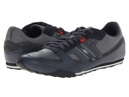 Демисезонные ботинки Diesel Gunner Castlerock/Blue