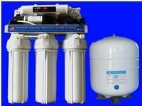 50加仑家用纯水机/反渗透纯水机/简单、方便型 五级家用净水器