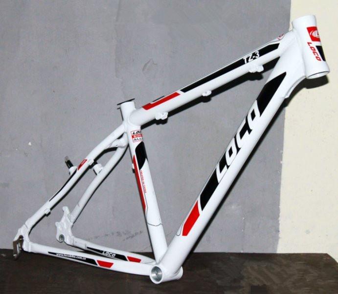 велорама Последние 2012 Loco музыки прохладный горный TZ-3 горы Алюминиевая рамка супер свет