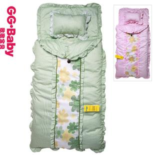 Newborn baby sleeping bag baby cotton song songs play spring/summer sleeping bag sleeping bags by thin non-anti-gauze