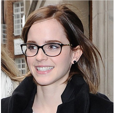 small glasses frame myopia female large eyes face face to face round face ultralight myopia frames