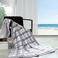 Sunvim Vosges big textile cotton hollow yarn Paul classic and cool in summer fluffy towel blanket 180 * 220