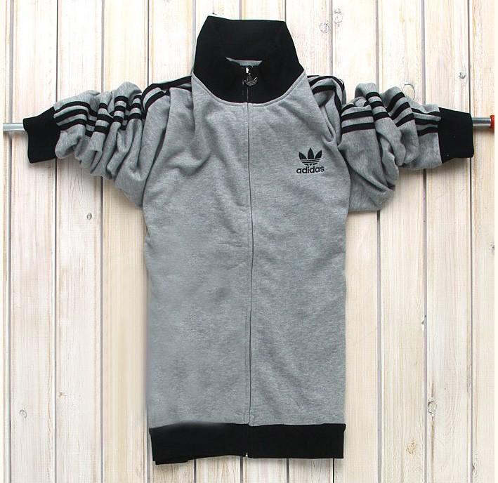 Спортивная толстовка Adidas 6332 2012 Мужская Кардиган 100 Спорт и отдых Защита от UV, Сохранение тепла Летом 2012 года