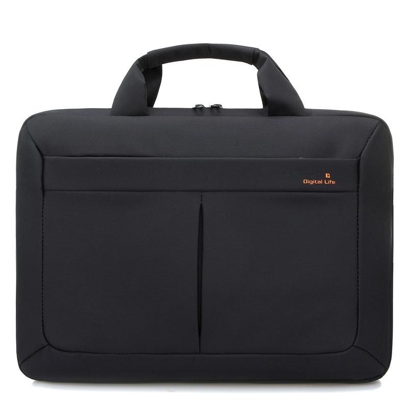 Сумка для ноутбуков 15-дюймовый 15,6 дюймовый high-end портативный один ноутбук сумка портфель Lenovo ASUS простых моды для мужчин и женщин