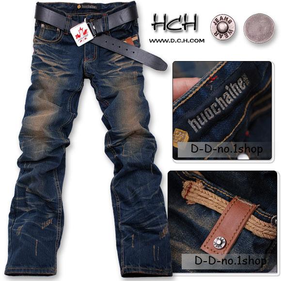 Джинсы мужские PANTSKING 606 2012 Классическая джинсовая ткань 2012