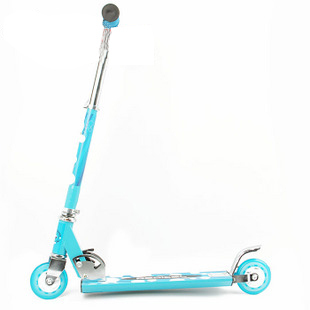 Iraqi Shi Bao YkSB foldable Push Cart skidding 7,146 II roller skating special children's scooter bag mail
