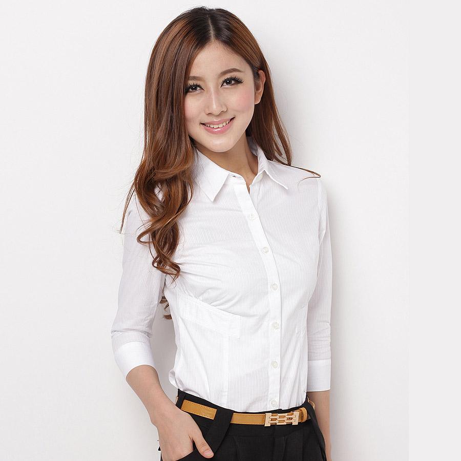 женская рубашка Good future w001/50sqfxcs OL
