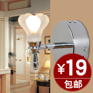 Corridor bedroom aisle Wall lamp with adjustable Wall lamp bedside lamp light lighting balcony vestibule lights package mail