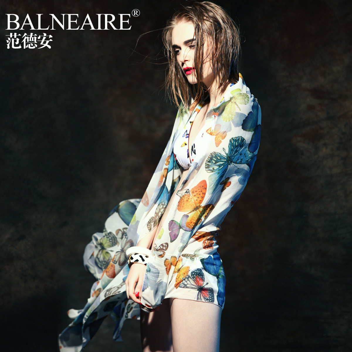 BALNEAIRE Bikini veil 2014 New Bohemia swimsuit beach veil Taobao Agent