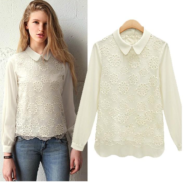 женская рубашка c3405 2014