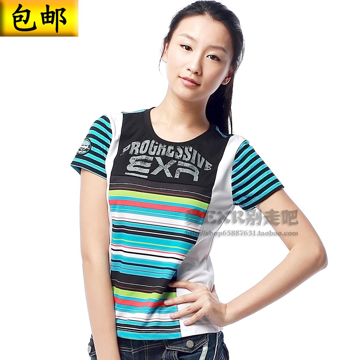 Спортивная футболка EXR 0172b 12 172 Стандартный Воротник-стойка Полиэстер Спорт и отдых Влагопоглощающая функция, Защита от UV, Быстросохнущие, Ультралегкий, Воздухопроницаемые, Суперэластичность Линейная, С логотипом бренда, Дизайн, С надписями