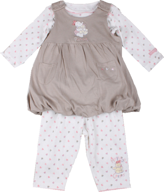 детский костюм Other American and European brands Mothercare (TB-6m)/J3653(555) Жен.
