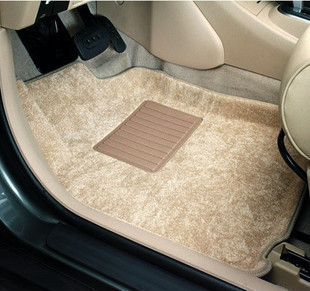 Fu cheng special solid suede mat SI di CR-V lingyu new and old Grand Duke of Audi A6L
