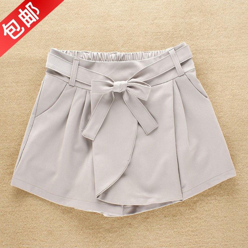 Женские брюки SZ 127 2011 Шорты, мини-шорты Прямые Шелковая вата