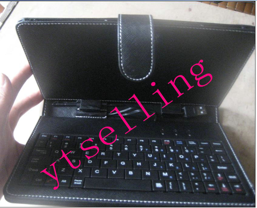 Внешняя клавиатура для планшетного ПК Супер дешевые Tablet PC 7-дюймовый середине кожа клавиатуры iPad 7-дюймовый планшет с внешней клавиатурой
