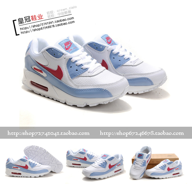 Кроссовки Crown Footwear 000000 NIKE AIR MAX90 Унисекс
