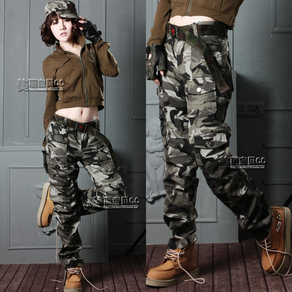 Военные брюки для девушек фото