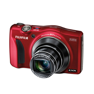 Fujifilm / Fuji FinePix F775 EXR camera high optical zoom only Red Red Spot
