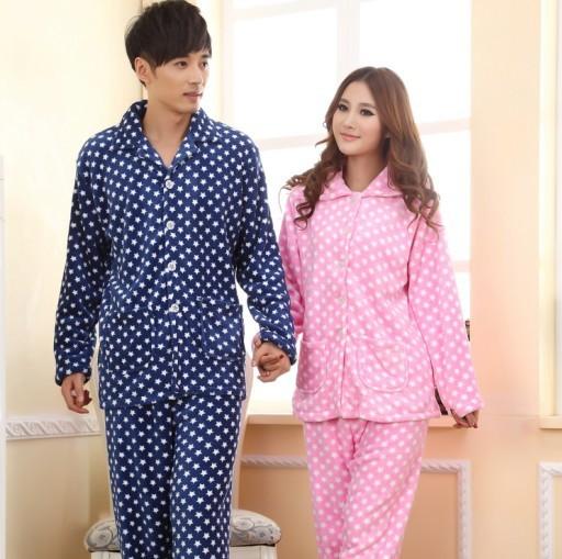 Пижама Фланель Для пары