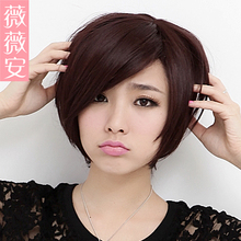 The wig hair Female fashion handsome BOBO head hair wig BOBO head