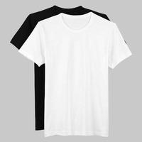纯白色绿色粉色t恤 男 短袖宽松 纯色t恤批发 半袖纯棉圆领打底衫