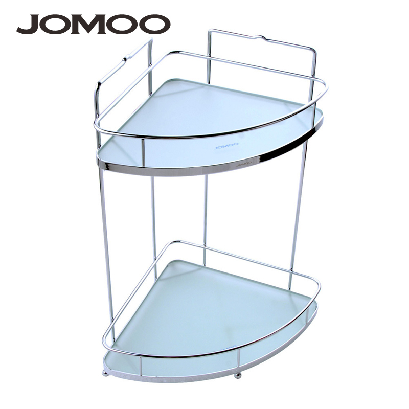Угловая полка в ванную JOMOO