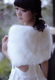 Luxury styles wedding dresses accessories new Korean cloak long bridal shawl