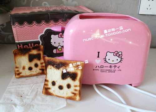Хлебопечь Hello kitty  2012 Hellokitty