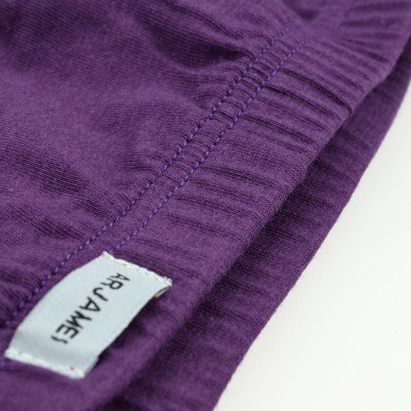 Трусы Arjamei M11002 Муж. Другие материалы Плавки Модифицированное вискозное волокно Однотонный цвет U-образный дизайн Простота и естественность