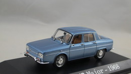 品牌 uh 1:43 renault 10 major 1968 法国 雷诺
