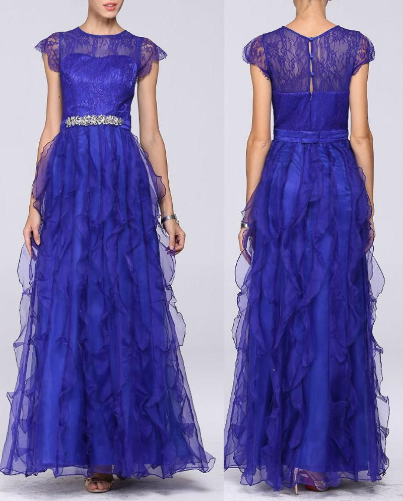 Вечернее платье 00097 2014 BCBG