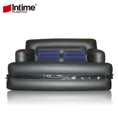 Ying Thai inflatable sofa simulated leather multifunction Observing Futon