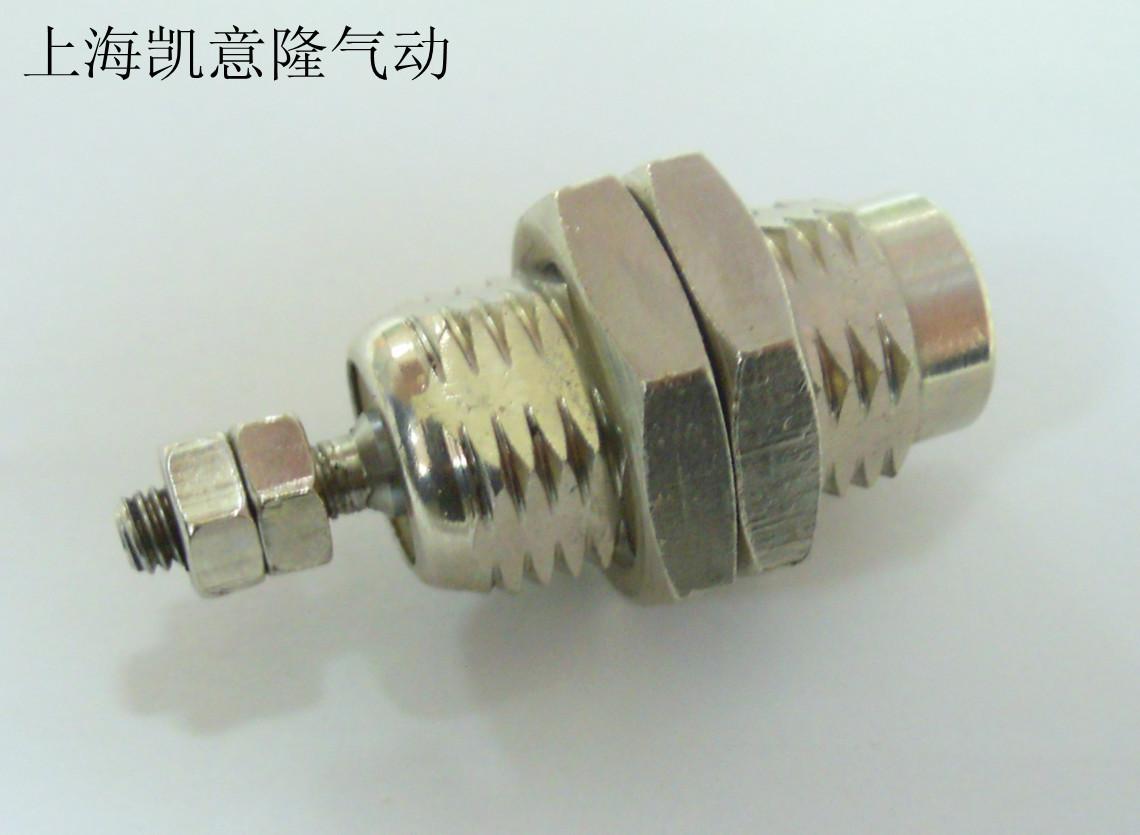 外螺纹气缸针型气缸 微型气缸小气缸迷你气缸 单动cjpb6*15 smc型图片