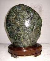 天然奇石 藏玉 原石头 观赏石 居家摆件 收藏石 重36斤