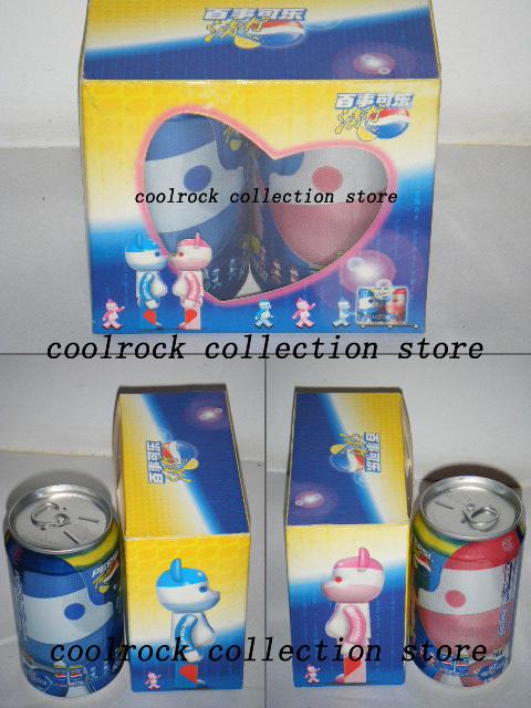 Тематическая коллекция Pepsi   2007 Bearbrick