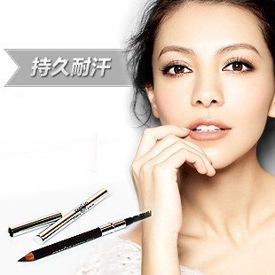 Counter genuine attitude blue/smoke grey eyebrow Pencil dark brown/light brown waterproof and sweat to Planer
